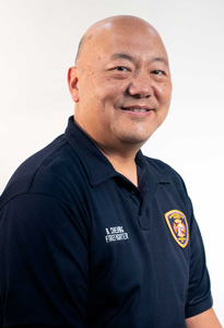 Ben Cheung : Sergeant at Arms