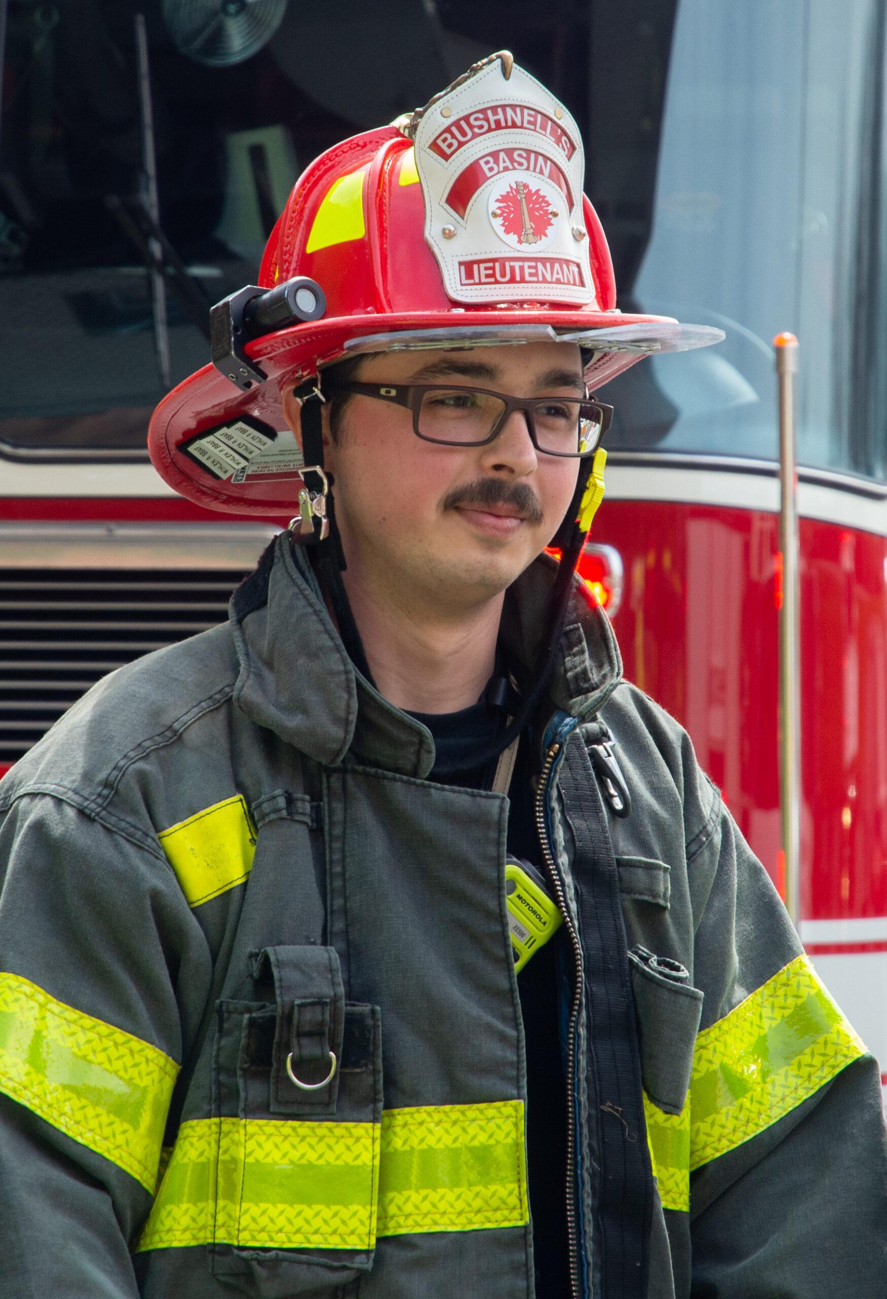 Robert Wihlen : Lieutenant