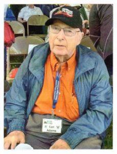 Donate blood in memory of Earl Adams