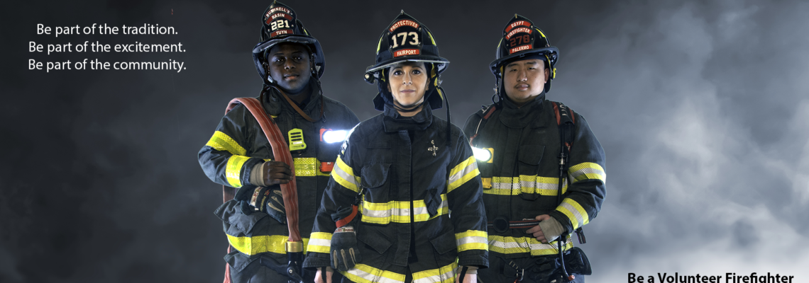 Perinton Fire Departments Recruitment Drive